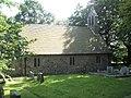 St Margaret, Abdon in the summer sunshine - geograph.org.uk - 1447095.jpg