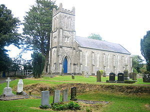 St Mary's Church Clonsilla - geograph.org.uk - 546391.jpg