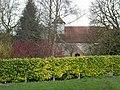 St Nicholas' church, Bishop's Sutton - geograph.org.uk - 146284.jpg
