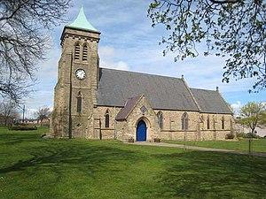 Spennymoor - St Paul's Church