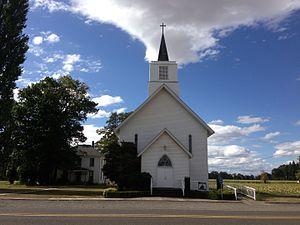 Saint Louis, Oregon - St. Louis Catholic Church