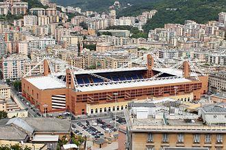 Stadio Luigi Ferraris - Image: Stadio Luigi Ferraris di Genova