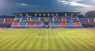 2017 Malaysia Super League - Image: Stadium Larkin