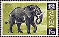 Stamp-kenya1966-elephant.jpeg