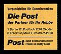 Stamps of Germany (BRD), Olympiade 1972, Blockausgabe 1972, Markenheft, Umschlag, Rückseite.jpg