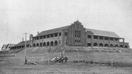 Home of the Good Shepherd (now Mt Maria College), Mitchelton, Brisbane, 1931 StateLibQld 2 153931 Home of the Good Shepherd, Mitchelton, Brisbane, 1931.jpg