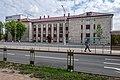 State Archive of the Minsk Region — Дзяржаўны архіў Мінскай вобласці — Государственный архив Минской области (01).jpg