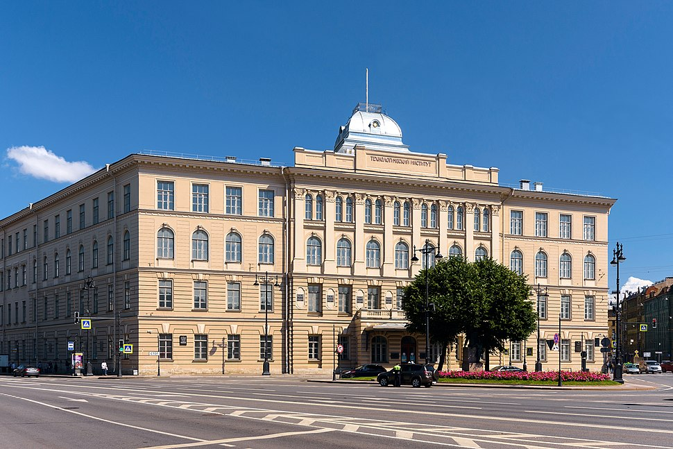 State Institute of Technology SPB (img1)