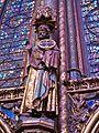 Statue at the Sainte-Chapelle (3561584171).jpg