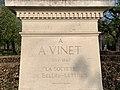 Statue d'Alexandre Vinet (Lausanne) - inscription (2).jpg
