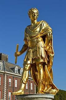 Statue of Charles II, Royal Hospital Chelsea