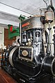 Steam engine, Ellenroad Engine House - geograph.org.uk - 1381014.jpg