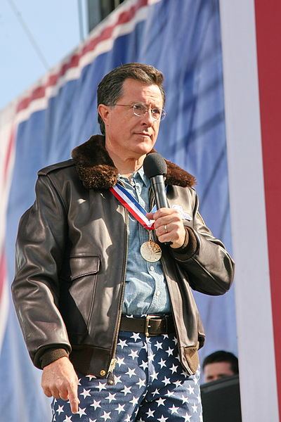 File:Stephen Colbert at Rally.jpg