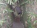 Steps down to Tunnel, Davenham, Malvern - geograph.org.uk - 172348.jpg
