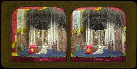 Stereokort, La Juive 10, acte IV, scène IV - SMV - S70b.tif
