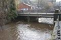 Stirk Bridge, River Ryburn - geograph.org.uk - 1602952.jpg