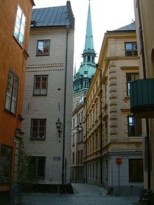 Stockholm Travel Guide At Wikivoyage - Arsenalsgatan-4-a-king-height-apartment