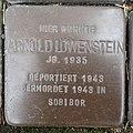 Stolperstein Bocholt Hemdener Weg 11 Arnold Löwenstein.jpg