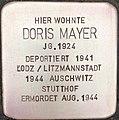 Stolperstein Doris Mayer.jpg
