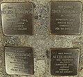 Stolperstein Fam. Heumann-Borkowski -Aachen (2).JPG