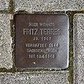 Stolperstein Fritz Terres.jpg
