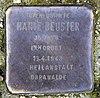 Stolperstein Haßlingerweg 9 (Reind) Marie Beuster.jpg