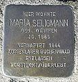 Stolperstein Windeck Rosbach Bergstraße Maria Seligmann.jpg