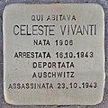 Stolperstein für Celeste Vivanti (Rom).jpg