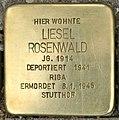 Stolperstein für Liesel Rosenwald (Köln).jpg