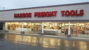 Harbor Freight Tools - First Harbor Freight Tools store, Lexington, KY