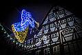 Strasbourg illuminations de Noël rue Mercière 5 décembre 2014 03.jpg