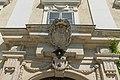 Strassburg Pöckstein 1 Schloss Pöckstein SW-Portal Supraporte 12092015 7376.jpg