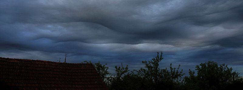Clouds |Stratocumulus Clouds Description