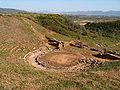 Stratos, Etolia Acarnania, Greece - Ancient theater.jpg