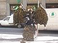 Street Performer,Las Ramblas - panoramio.jpg