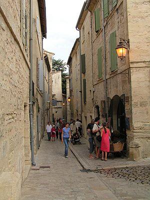 Uzès - Old town