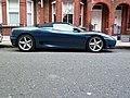 Streetcarl Ferrari 360 modena spyder blue (6435546971).jpg
