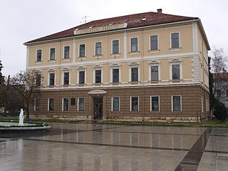 Slavonski Brod - Faculty of Engineering