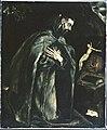 Studio of El Greco - Saint Francis of Assisi, y1952-40.jpg