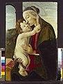 Studio of Sandro Botticelli - The Virgin and Child, 1480 - 1510, WA1932.1.jpg