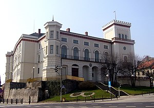 Bielsko-Biała Museum and Castle - The Castle in Bielsko-Biała, Poland