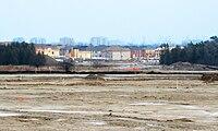 Suburban development and sprawl maple ontario dufferin majormack keele