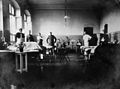 Sugical ward, 17 Casualty Clearing Station. Wellcome L0030194.jpg