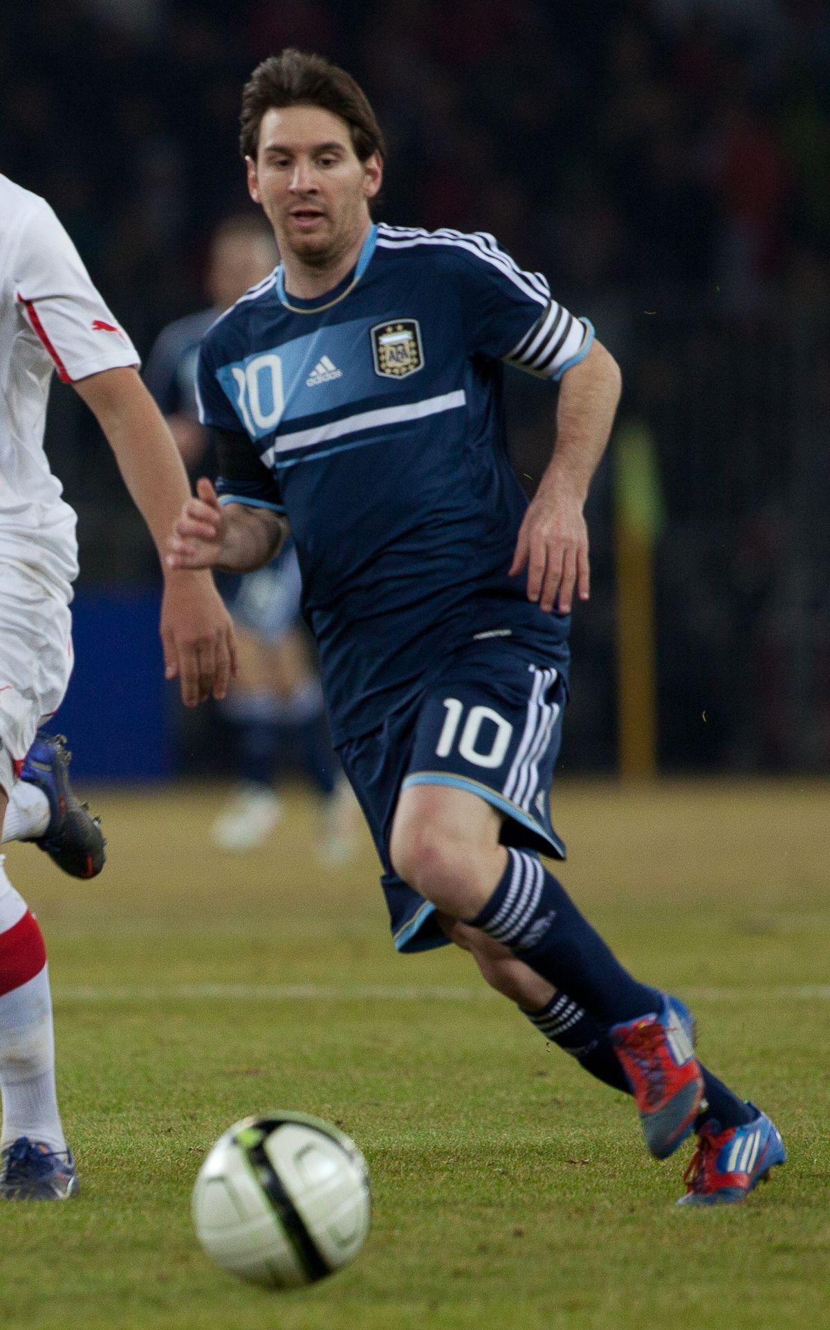 Soccer Players Messi 2013 FIFA Ballon d'Or ...