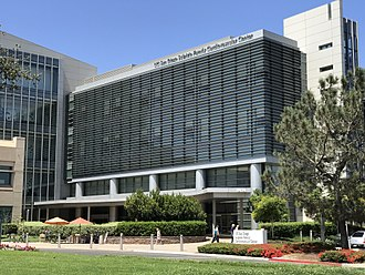 UC San Diego Health - The Sulpizio Family Cardiovascular Center houses the Departments of Cardiology and Emergency Medicine in La Jolla