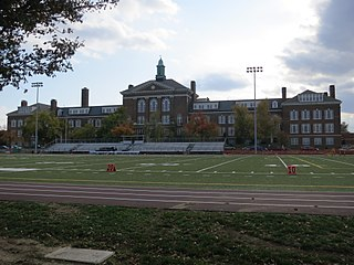 Sumner High School (St. Louis) United States national historic site