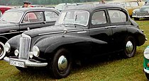 Sunbeam-Talbot 90 Sedan uit 1948