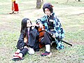 Super Amai as Nezuko Kamado and Tanjiro Kamado 20210109a.jpg