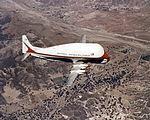 Super Guppy in flight (MSFC-0101141).jpg