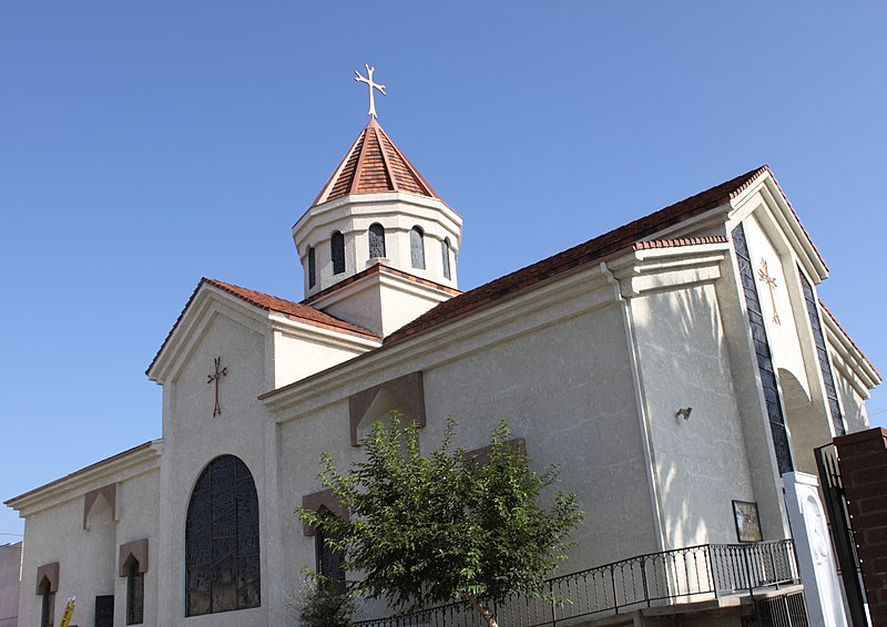 File:Surp Garabed Church, Hollywood - close.JPG ...